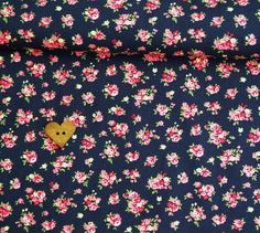 This is a really cute fabric, would love to make something with this :) from fabric rehab