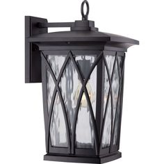Buy the Quoizel Mystic Black Direct. Shop for the Quoizel Mystic Black Grover 1 Light Title 24 Compliant Outdoor Wall Sconce and save. Black Outdoor Wall Lights, Outdoor Hanging Lights, Outdoor Wall Lantern, Outdoor Wall Sconce, Outdoor Wall Lighting, Outdoor Walls, House Lighting, Lighting Ideas, Exterior Lighting
