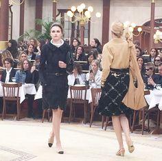 Chanel 2015 - Brasserie Gabrielle au Grand Palais