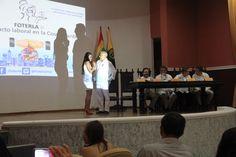 """Foro """"Foterla II: TLC y sus impactos laborales en la Costa Caribe Colombiana"""" #Unicartagena #Derecho"""