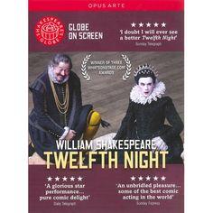 2012 Season - Shakespeare's Globe Twelfth Night DVD
