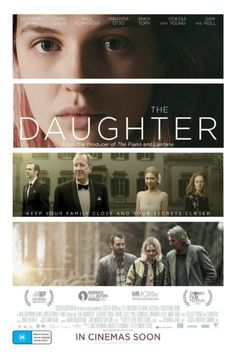 The Daughter Full Movie English Subs HD720 check out here : http://movieplayer.website/hd/?v=3922816 The Daughter Full Movie English Subs HD720  Actor : Miranda Otto, Geoffrey Rush, Sam Neill, Anna Torv 84n9un+4p4n