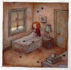 Mihaela Radulescu/01-05.16 En el encuentro entre el texto y la imagen en un libro gráfico, que deja de ser un libro ilustrado para tran...