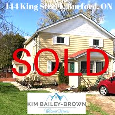 144 King Street, Burford, ON. - Kim Bailey-Brown