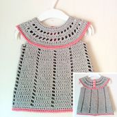 Ravelry: Baby Delight Dress pattern by Anna Erlandsson