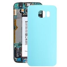 [$2.28] iPartsBuy for Samsung Galaxy S6 / G920 Battery Back Cover(Blue)