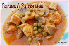 ¿Has organizado una mañana en la playa y quieres dejar la comida hecha? Prueba con esta receta de pechuga de pollo en salsa.