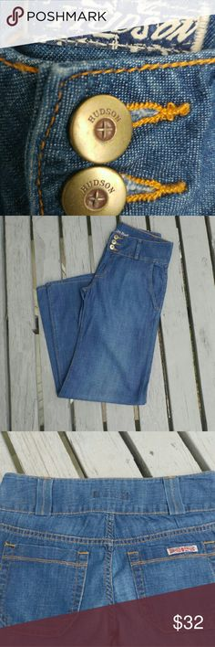 Hudson Wide Leg Jeans Hudson Wide Leg Jeans Hudson Jeans Pants Boot Cut & Flare