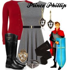 """Prince Phillip"" by amarie104 on Polyvore"