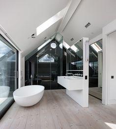 Clarendon Works, London, 2012  Moreno Masey Architecture Bathroom