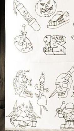 Circus tattoo Circus Nails, Circus Tattoo, Nail Art, Tattoos, Character, Tatuajes, Tattoo, Nail Arts, Nail Art Designs
