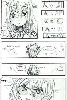 NaLu My Baby Dragon - My Pet Princess Chap5 Pg6 by Inubaki on DeviantArt