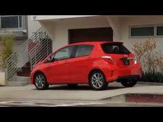 เปิดตัวรถใหม่รักษาสิ่งแวดล้อม Yaris Eco Car สังกัดค่ายยักษ์ใหญ่อย่าง Toyota