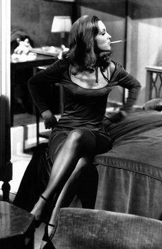 Romy Schneider dans Max et les Ferrailleurs (Claude Sautet, 1971)