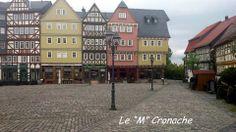 """Le """"M"""" Cronache: Di una giornata a Francoforte"""