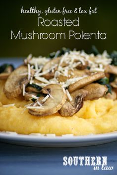 ... about Vegetarian Dishes on Pinterest | Polenta, Risotto and Eggplants