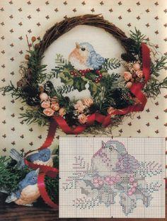 Gallery.ru / Фото #68 - Cross Stitch Christmas, Capture the Magic of Christmas (Bett - Marina-Melnik