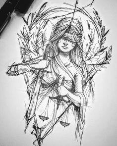 Viking Tattoo Sleeve, Dragon Sleeve Tattoos, Viking Tattoos, Artemis Tattoo, Athena Tattoo, Tattoo Design Drawings, Tattoo Sketches, Tattoo Designs, Dope Tattoos