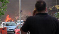Explosões de carros-bomba matam ao menos 27 em Bagdá http://uol.com/bdfc1k #Iraque