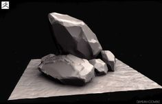 Rawk - Post any rocks you make here! - Page 8 - Polycount Forum