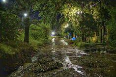 Córdoba, Argentina: Temporal de granizo y lluvia durante la tarde-noche del domingo