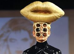 Fashion has always been a bit strange,unusual and unique.  Check it out weirdest fashion look ever.  Some of them are not so successful fashion. It look hilarious and funny.