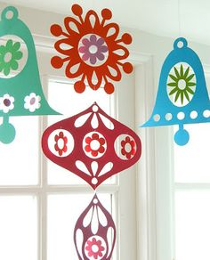 Handmade by alice apple: DIY Christmas decoration kit