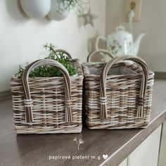 Rattan, Wicker, Cheer Up Gifts, Kitchen Baskets, Elements Of Design, Diy Beauty, Bag, Home Decor, Paper Envelopes
