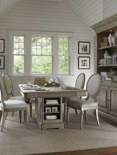 Barton Creek Westlake Dining/Work Table | Lexington Home Brands