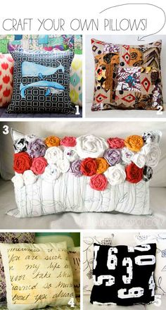 alisaburke: all things pillows and a GIVEAWAY
