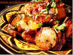 Courgette sautée / Recette marocaine