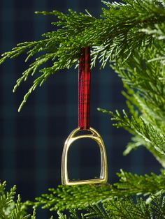 Stirrup Ornament - Ralph Lauren