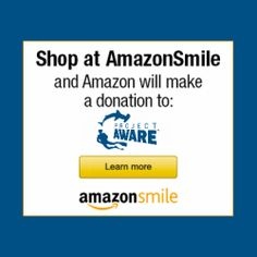 Did you know you can help Project AWARE with every Amazon purchase? #YouShopAmazonGives #projectaware