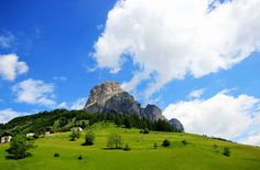 Sassongher, via Flickr. ~ Colfosco, Trentino-Alto Adige