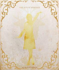 Alina Starkov: The Grisha Trilogy by Leigh Bardugo