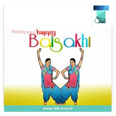 May you harvest all the fruits of your hard work from the previous year.  #FabTravel wishes you all #HappyBaiskhi.