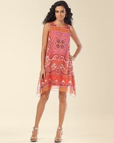 a028eaa4fc Soma Intimates Muse Beaded Yoke Flyaway Dress My sister in law wore this  for Mother s Day
