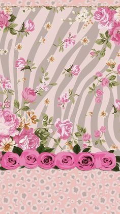 Super flowers wallpaper for phone backgrounds pink Ideas Bow Wallpaper, Flowery Wallpaper, Pretty Phone Wallpaper, Flower Phone Wallpaper, Hello Kitty Wallpaper, Pattern Wallpaper, Diamond Wallpaper, Cool Wallpapers For Phones, Cute Wallpapers