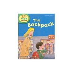The backpack (Read With Biff, Chip, and Kipper: Phonics: Level 3) - English Wooks