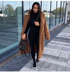 Weekend Outfits of November Mode hivernale Winter Outfits For Teen Girls, Winter Fashion Outfits, Fall Winter Outfits, Look Fashion, Autumn Winter Fashion, Woman Fashion, Winter Fashion Women, New York Winter Outfit, Brown Fashion