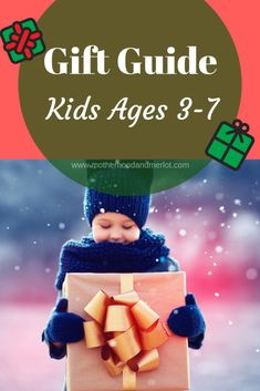 A great gift guide for kids ages 3-7 . Tons of items and ideas for kids with every type of imagination. #giftguide #giftguideforkids #giftsfortoddlers #holidaygiftguide Christmas Gift Guide, Christmas Gifts For Her, Christmas And New Year, Holiday Gifts, Holiday Fun, Holiday Ideas, Christmas Ideas, Unique Gifts For Girls, Cool Gifts For Women
