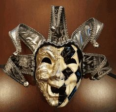 Comedy Jester Mask