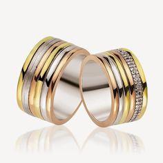 Avem cele mai creative idei pentru nunta ta!: #1291 Bangles, Bracelets, Wedding Rings, Engagement Rings, Mai, Jewelry, Enagement Rings, Jewlery, Bijoux
