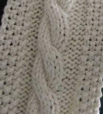 Resultado de imagem para cable stitch