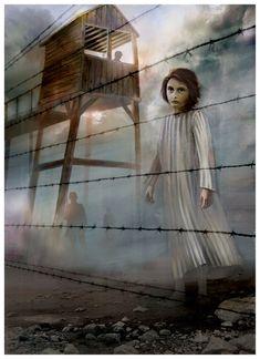 Anne Frank by neo2055.deviantart.com on @deviantART