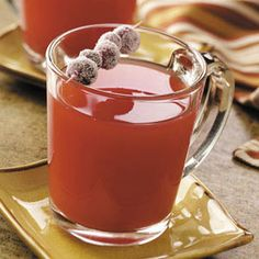 Warm Christmas Punch