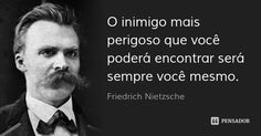 Friedrich Nietzsche, Nietzsche Frases, Red Quotes, Cogito Ergo Sum, Light Of Life, Psychology Facts, Some Words, Einstein, Writer