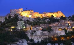 Les Baux is among the more stunning sites in Provence