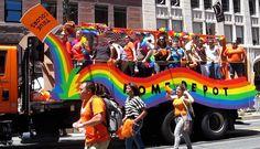 Image result for best pride parade float
