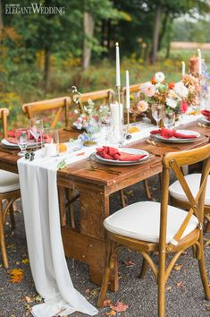 Equestrian fall wedding theme | ElegantWedding.ca